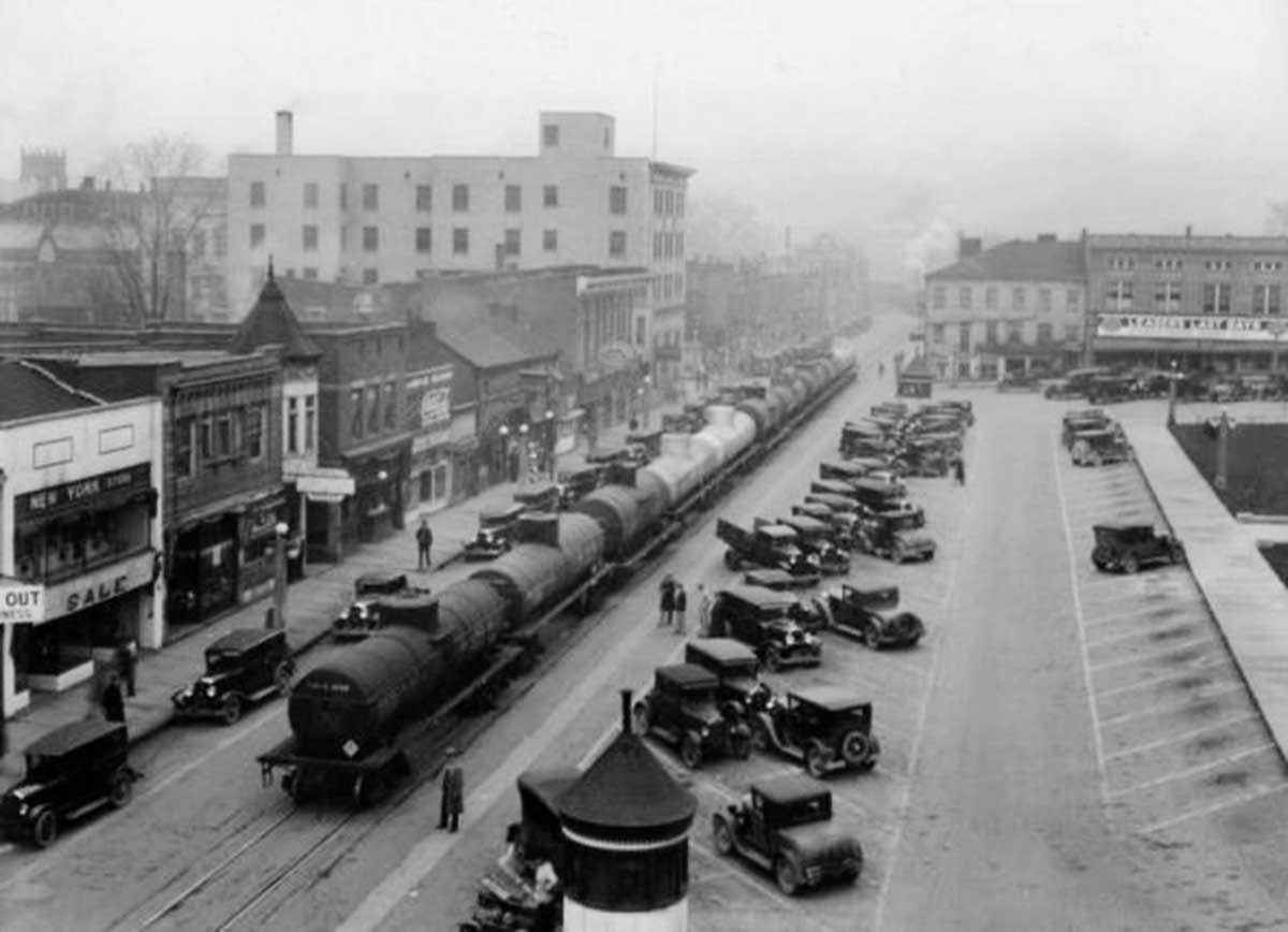 Lawrence County Indiana - Community - Some History
